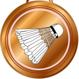 Kvíz Bronzérem Icon