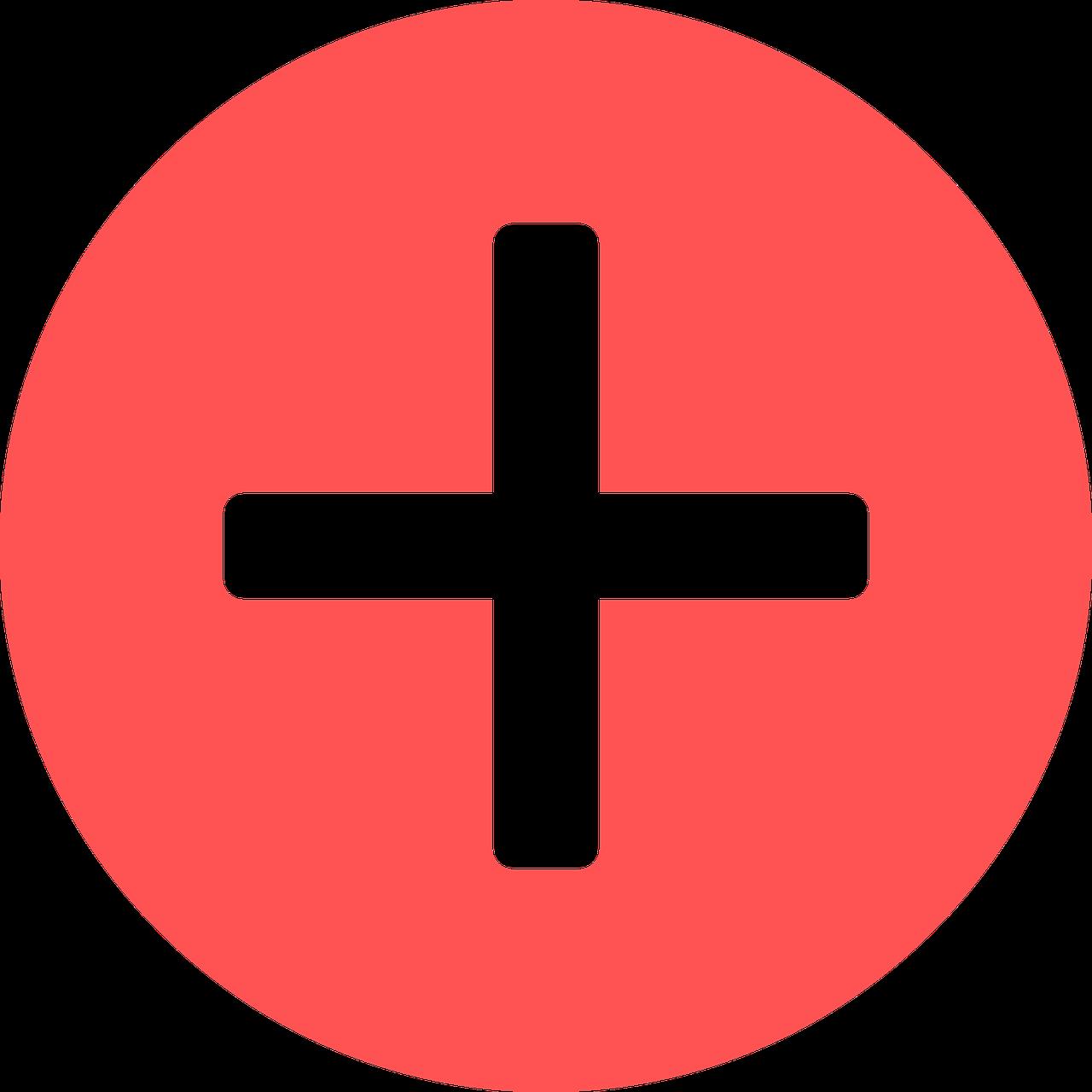 Extra Plusz Icon